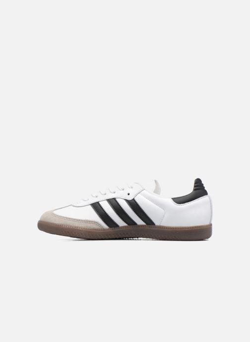 Baskets adidas originals Samba Og Blanc vue face