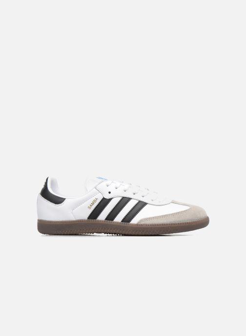 Sneaker adidas originals Samba Og weiß ansicht von hinten