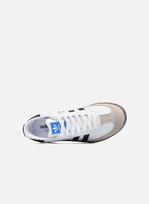 Sneakers adidas originals Samba Og Bianco immagine sinistra