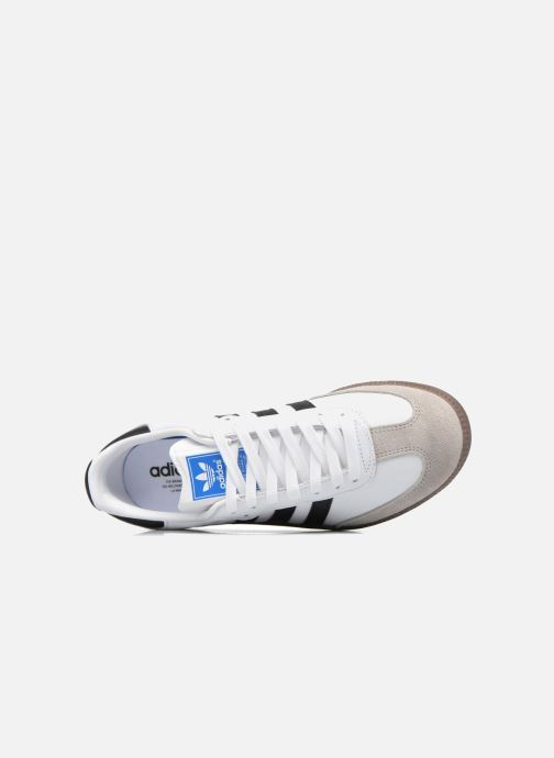 Trainers Adidas Originals Samba Og White view from the left
