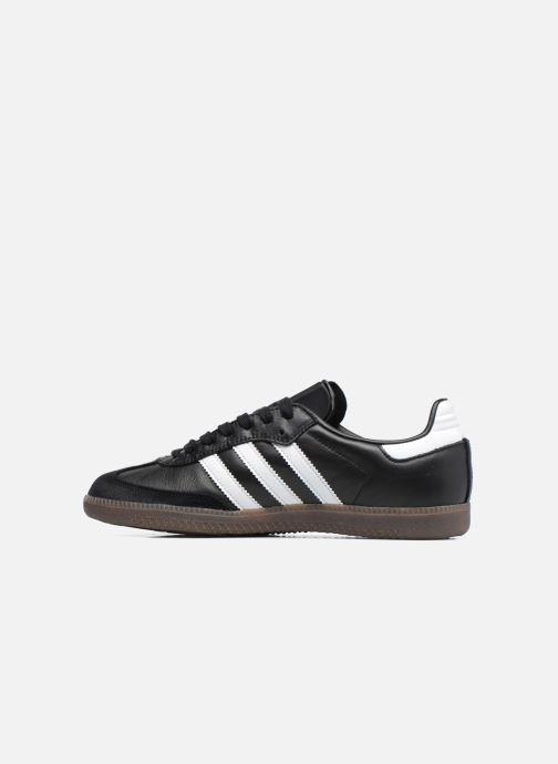 Sneakers adidas originals Samba Og Nero immagine frontale