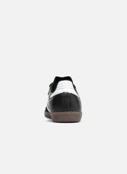 Sneaker adidas originals Samba Og schwarz ansicht von rechts