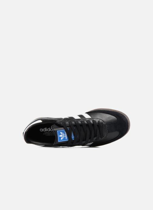 Trainers adidas originals Samba Og Black view from the left