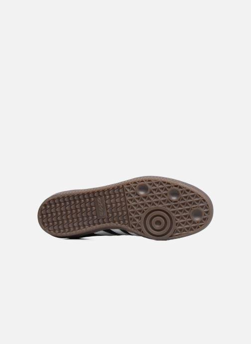 Sneaker adidas originals Samba Og schwarz ansicht von oben