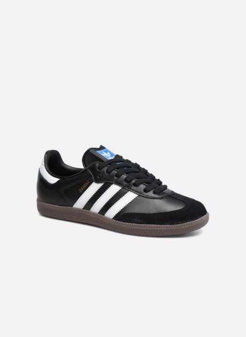 Trainers adidas originals Samba Og Black detailed view/ Pair view