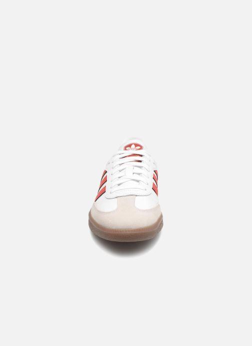 Deportivas adidas originals Samba Og Rojo vista del modelo