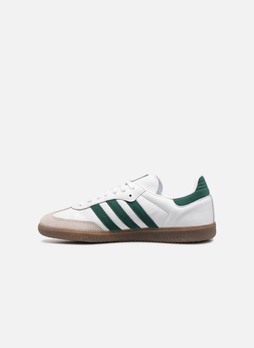 pretty nice 2d337 6ee93 Baskets adidas originals Samba Og Vert vue face