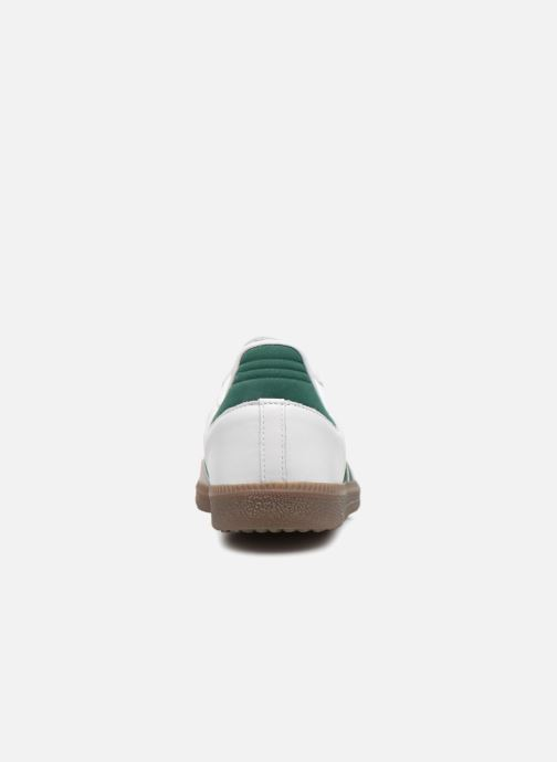 Baskets Adidas Originals Samba Og Vert vue droite
