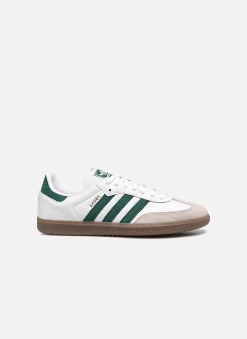 Sneakers adidas originals Samba Og Verde immagine posteriore