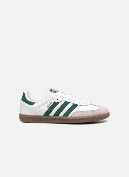 Sneaker adidas originals Samba Og grün ansicht von hinten