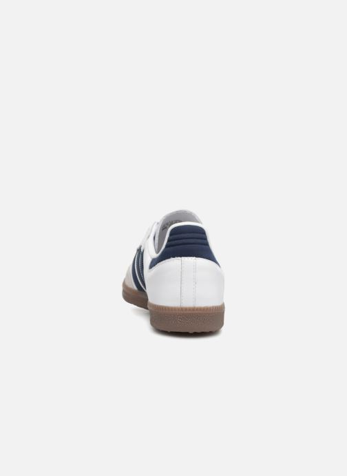 Baskets adidas originals Samba Og Blanc vue droite