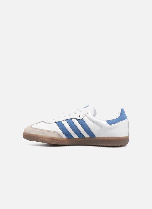 Sneakers Adidas Originals Samba Og Bianco immagine frontale