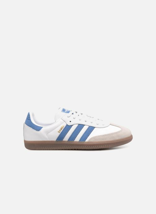 Sneakers Adidas Originals Samba Og Bianco immagine posteriore