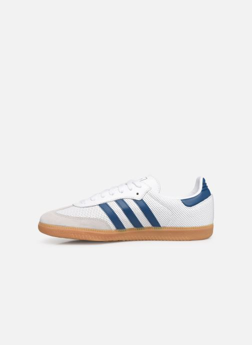Baskets adidas originals Samba Og Blanc vue face