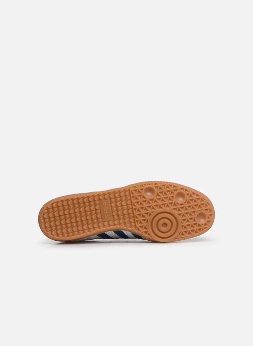 Baskets adidas originals Samba Og Blanc vue haut