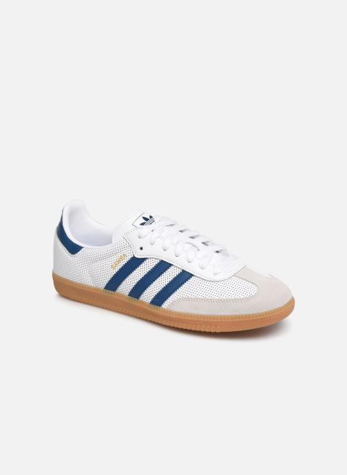 premium selection 20f1f c9321 Baskets Adidas Originals Samba Og Blanc vue détailpaire