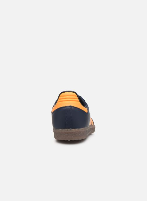 Sneakers adidas originals Samba Og Blauw rechts