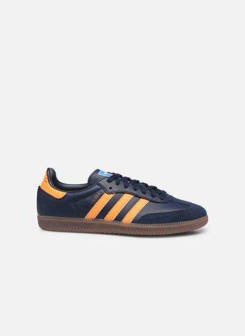Sneakers adidas originals Samba Og Blauw achterkant