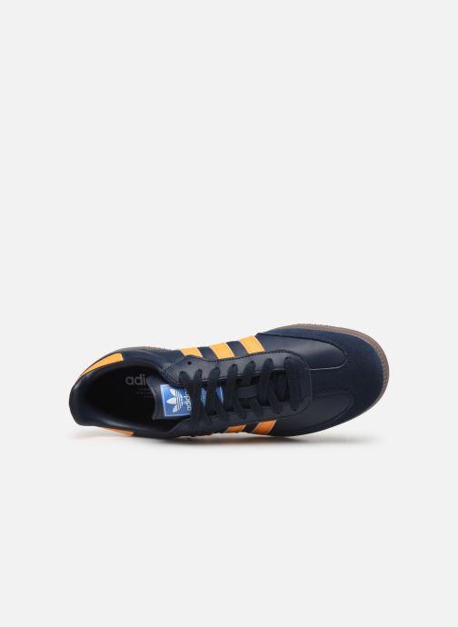 Adidas Originals Samba Og (bleu) - Baskets Bleu (collegiate Navy/real Gold S18/ftwr White) 9BoQuUeS