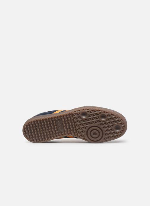 Sneakers adidas originals Samba Og Blauw boven