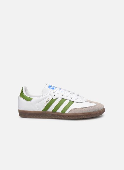 Sneakers adidas originals Samba Og Wit achterkant