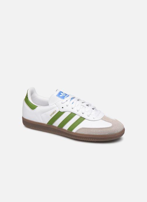 Sneaker adidas originals Samba Og weiß detaillierte ansicht/modell