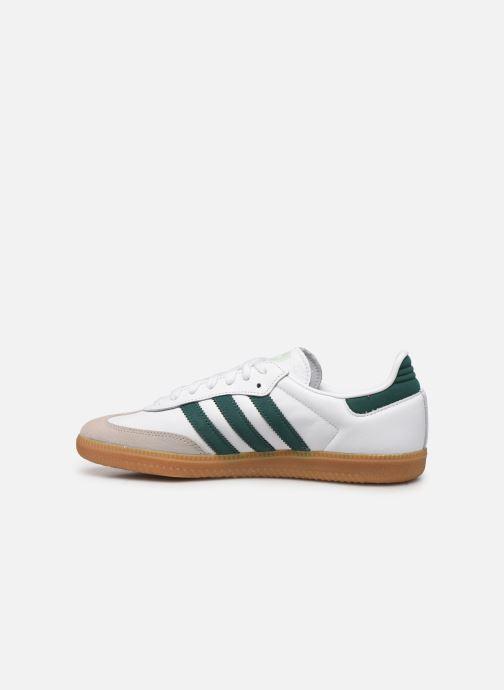 Deportivas adidas originals Samba Og Blanco vista de frente