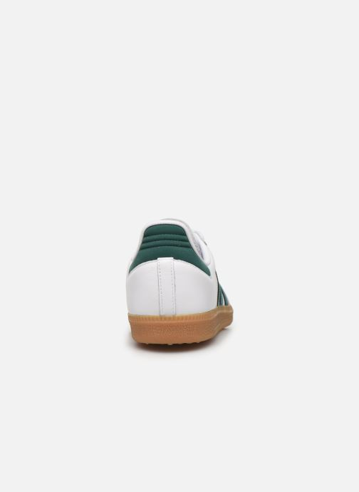Deportivas adidas originals Samba Og Blanco vista lateral derecha