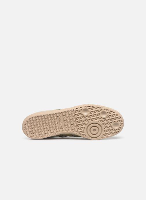 Sneaker adidas originals Samba Og grau ansicht von oben