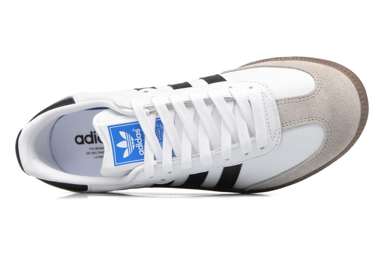 Baskets Adidas Originals Samba Og Blanc vue gauche