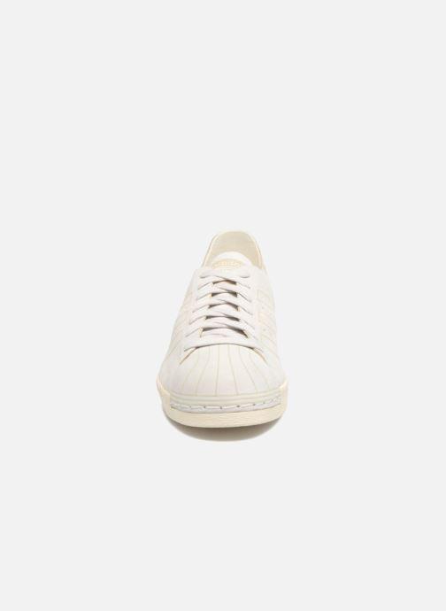Deportivas adidas originals Superstar 80S Decon Blanco vista del modelo