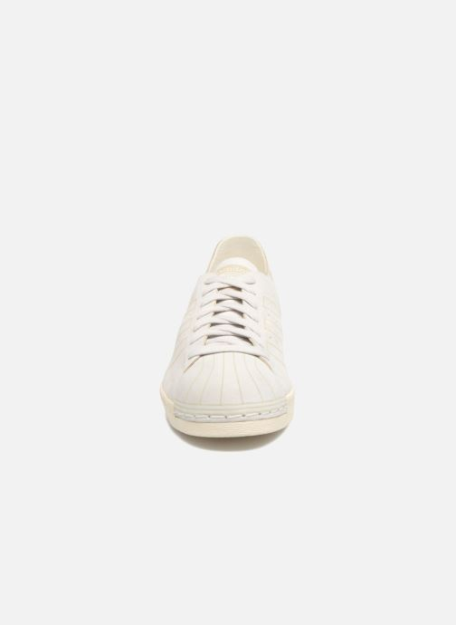 Sneakers adidas originals Superstar 80S Decon Hvid se skoene på