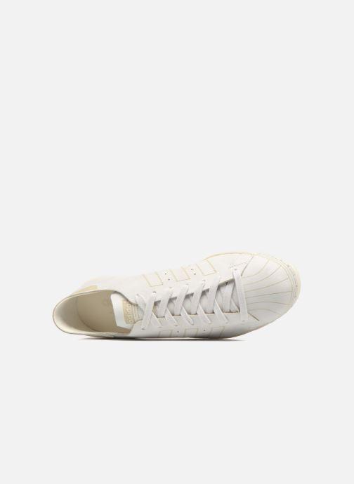 Deportivas adidas originals Superstar 80S Decon Blanco vista lateral izquierda