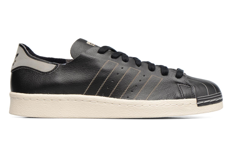 Baskets Adidas Originals Superstar 80S Decon Noir vue derrière