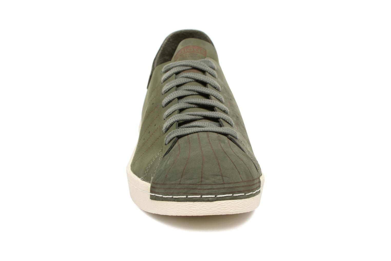 Sneakers Adidas Originals Superstar 80S Decon Groen model