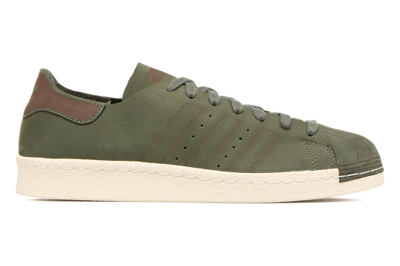 Sneakers Adidas Originals Superstar 80S Decon Groen achterkant