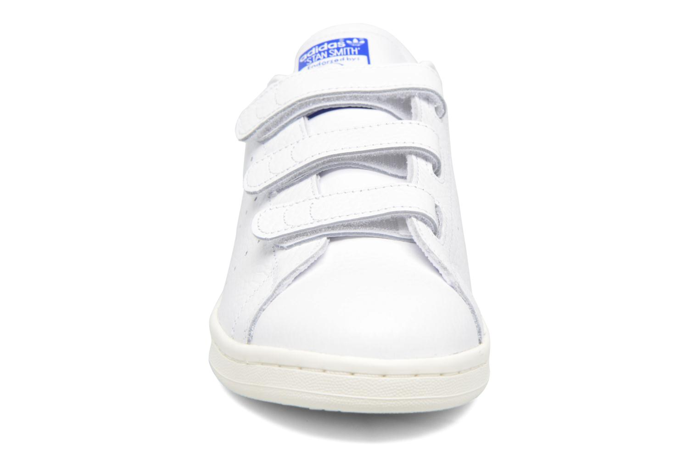 Baskets Adidas Originals Stan Smith Cf M Blanc vue portées chaussures