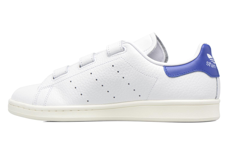 Baskets Adidas Originals Stan Smith Cf M Blanc vue face