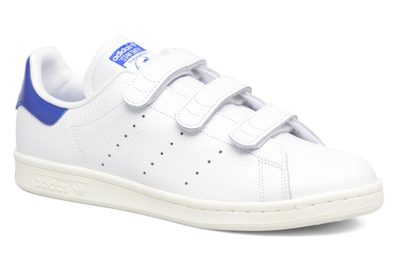 Baskets Adidas Originals Stan Smith Cf M Blanc vue détail/paire