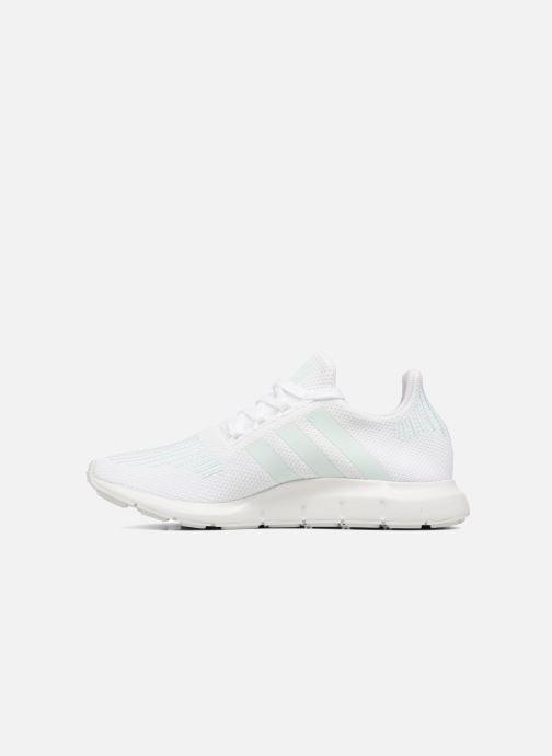 Sneakers adidas originals Swift Run W Grijs voorkant
