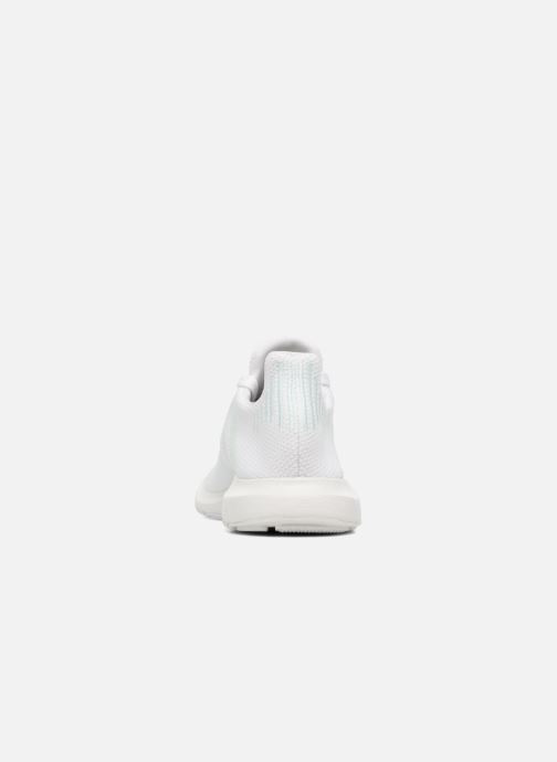 Sneakers adidas originals Swift Run W Grijs rechts