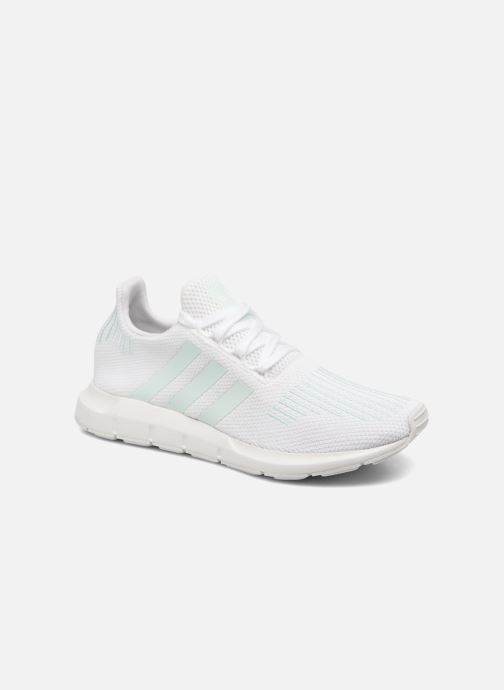 Sneaker Adidas Originals Swift Run W grau detaillierte ansicht/modell
