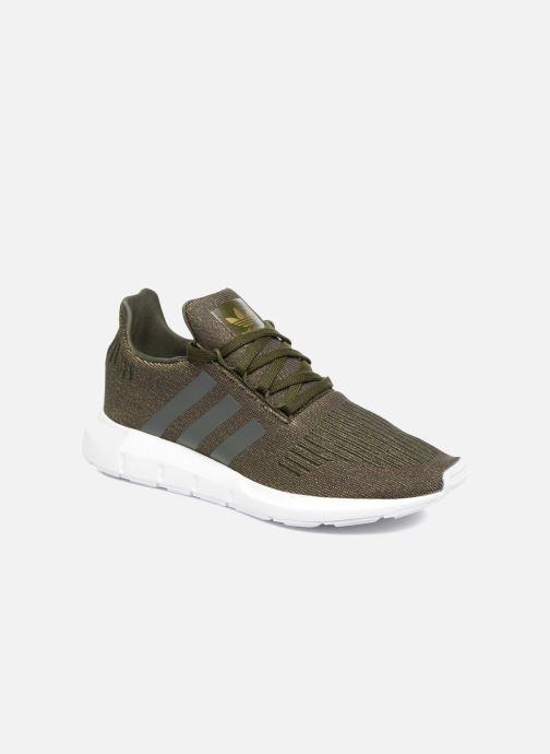 adidas originals Swift Run W (Verde) - Sneakers chez Sarenza (322921) 32ec22af110