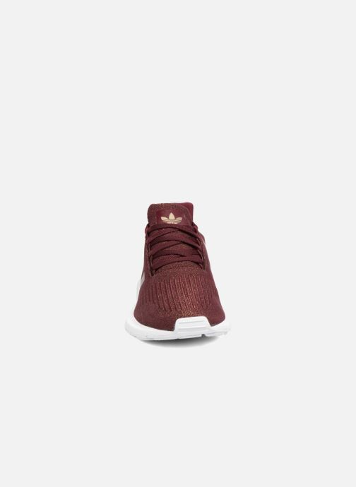 adidas originals Swift Run W (Bordeaux) Baskets chez