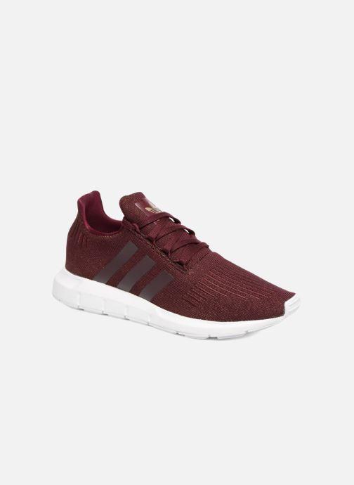 Sneakers adidas originals Swift Run W Bordeaux detail