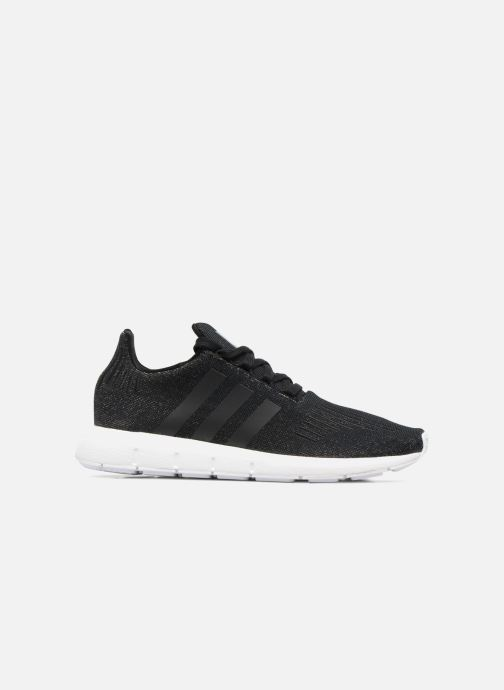 Deportivas adidas originals Swift Run W Negro vista lateral derecha