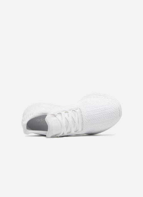 Sneaker adidas originals Swift Run W weiß ansicht von links