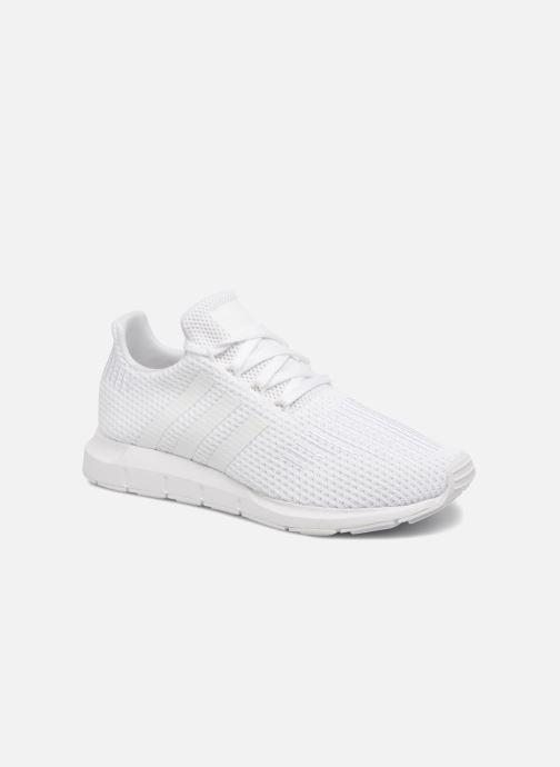 ec590afe5119 Sneakers adidas originals Swift Run W Hvid detaljeret billede af skoene