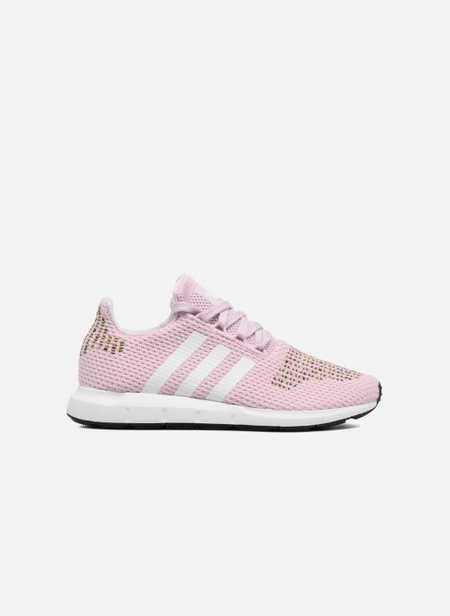 Deportivas Adidas Originals Swift Run W Rosa vistra trasera