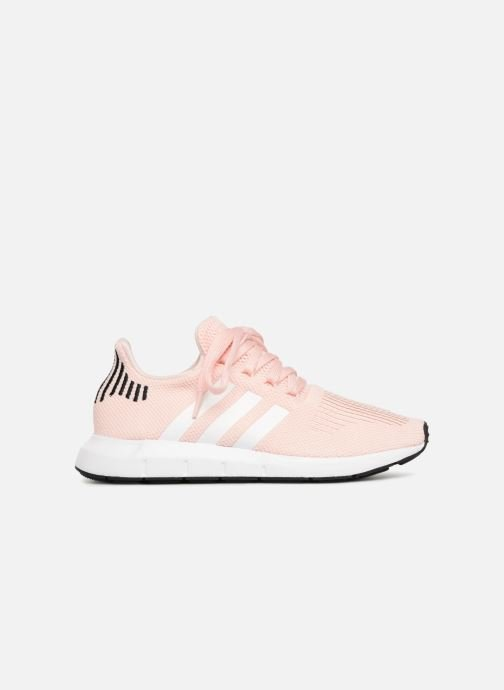 Trainers Adidas Originals Swift Run W Pink back view